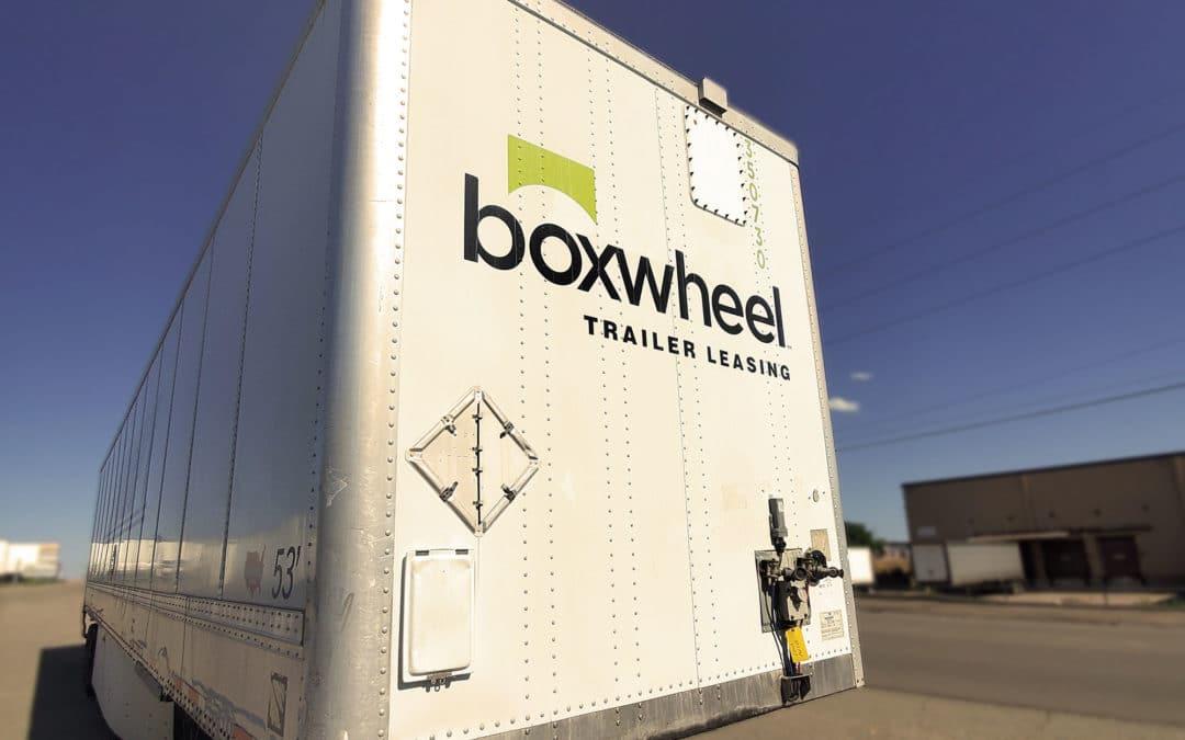 Boxwheel Trailer Leasing Announces Acquisition of Prime Trailer Leasing