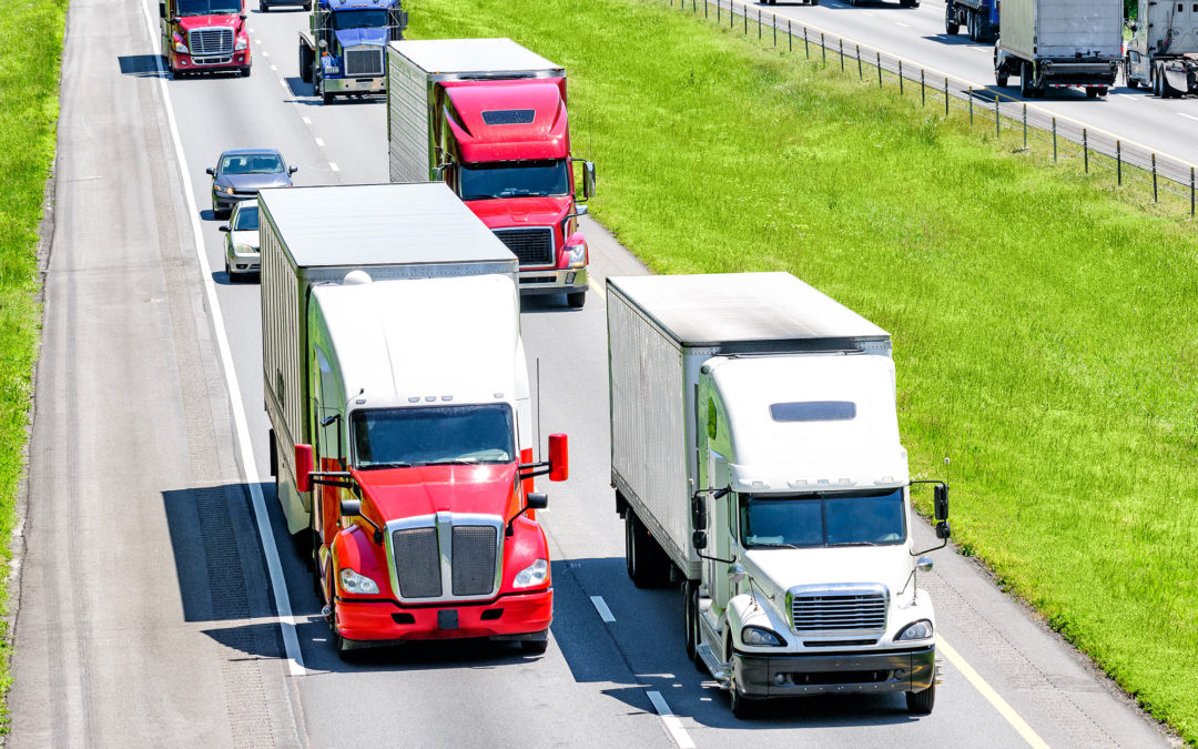 Storage, Cartage, Over the Road: Understanding Semi Trailer Uses