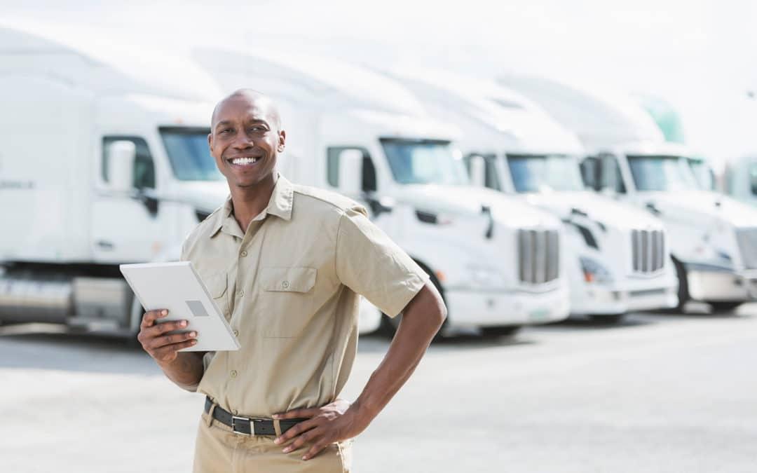 How GPS Tracking Improves Trailer Fleet Management