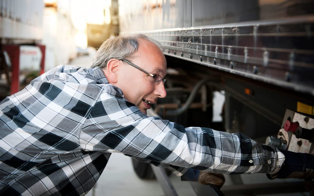 Here to Help: 4 Maintenance Benefits From Your Semi Trailer Provider