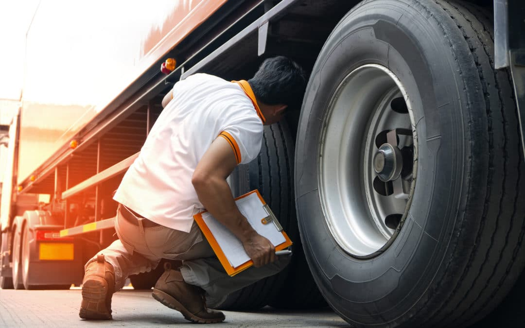 Are You, Your Truck and Your Semi Trailer Ready for Hot-Weather Driving?