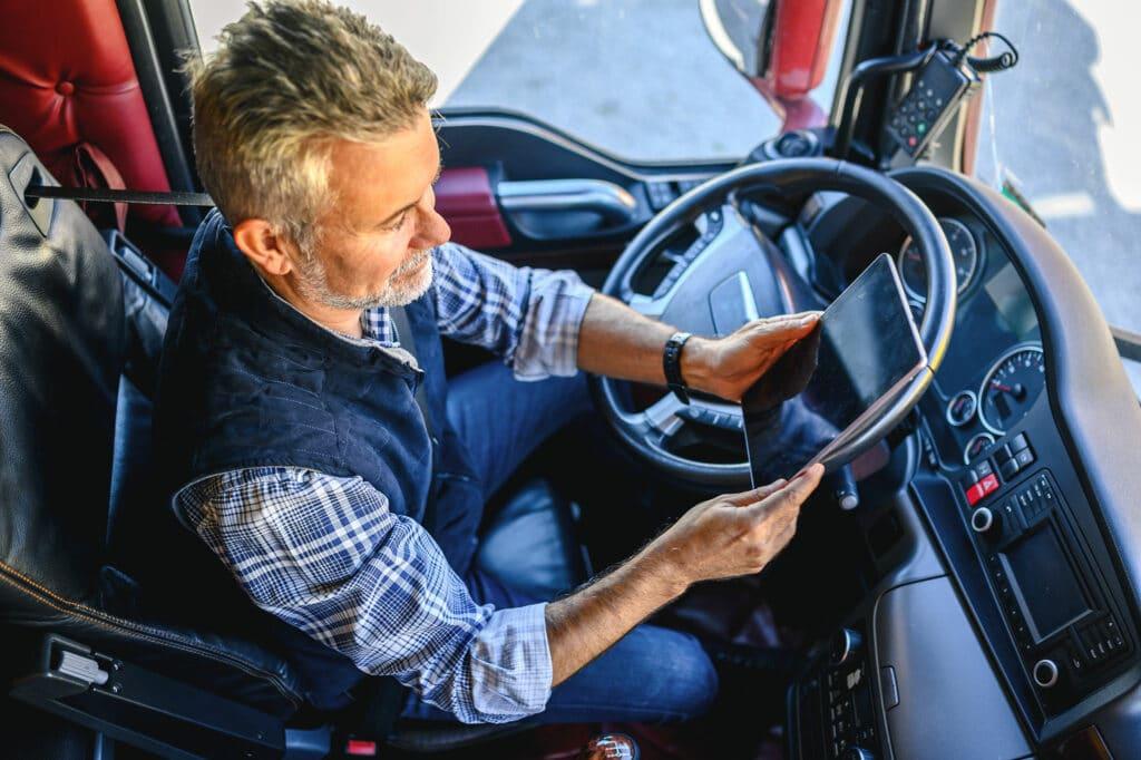 Trucking technology Boxwheel Trailer Leasing