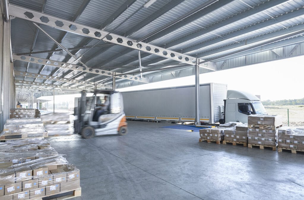 Is Cargo in Your Dry Van or Reefer Trailer Secure? How to Ensure It Is.